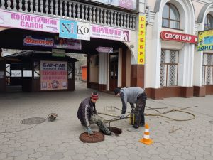 Аварийная прочистка канализации Херсон Николаев